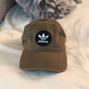 Green Adidas Hat